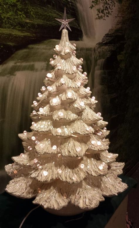 how to paint a ceramic christmas tree 25 best ideas about ceramic trees on tree decorations vintage