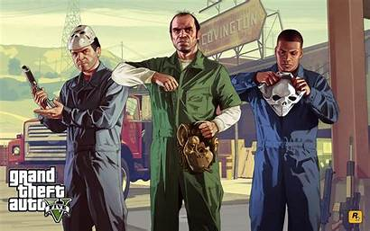 Gta Wallpapers Games Pc Xbox 4k Backgrounds
