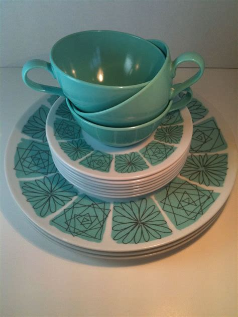 texasware atomic design lunchdinner set