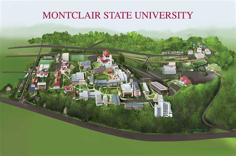 montclair state painting by rhett and sherry erb