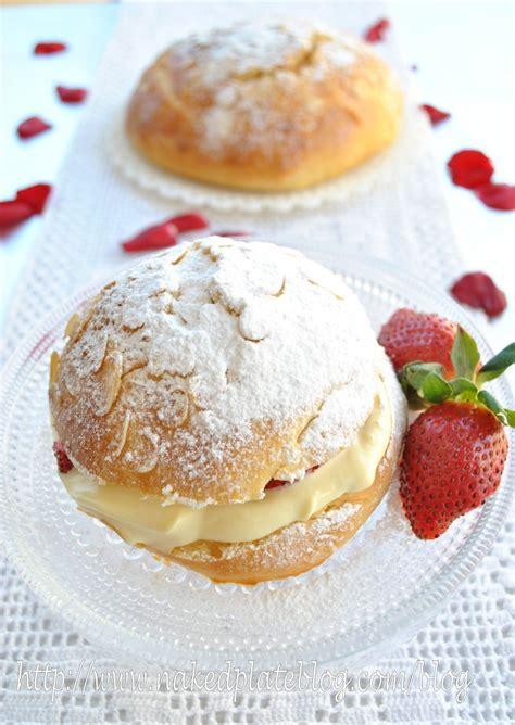Tarte Tropézienne Aka Laskiaispulla  Sweet Bun For Shrove