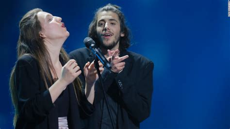 Portugal's Salvador Sobral wins Eurovision Song Contest - CNN
