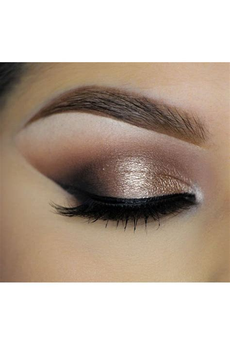 basic eye makeup tips   simple evening
