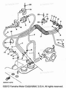 Yamaha Waverunner 1994 Oem Parts Diagram For Fuel
