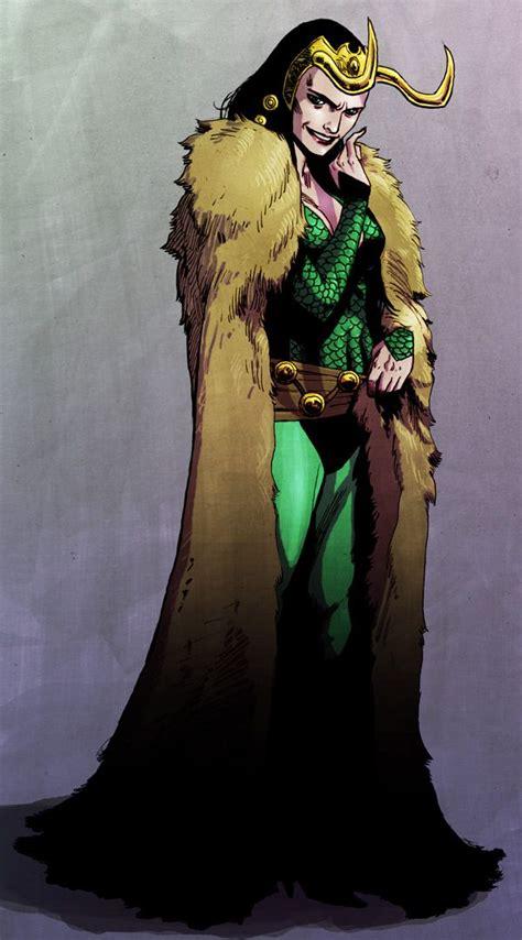 Loki By ~reillybrown Marvel Mix Loki Lady Loki Loki