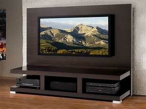 Meuble De Tele Design : fabriquer un meuble tv instructions et mod les diy ~ Teatrodelosmanantiales.com Idées de Décoration