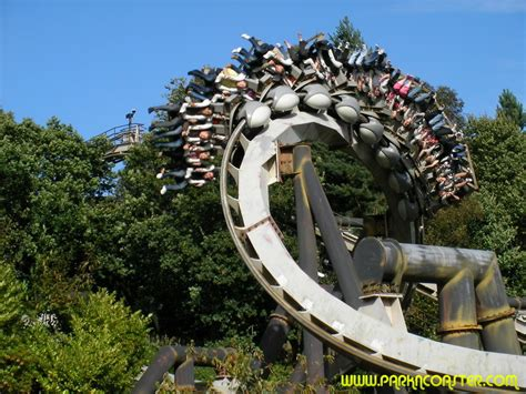 Nemesis in Alton Towers : informations, photos, videos ...