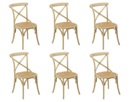 lot de chaise pas cher lot de 6 chaises panya pas cher chaises vente unique