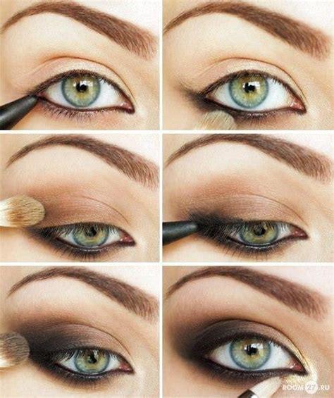 perfect makeup tutorials  green eyes
