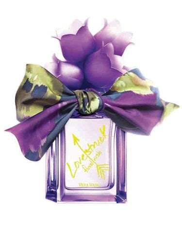 product news vera wang launches lovestruck floral rush