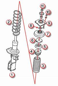 Urgent C70 Front Shocker Assembly Diagram