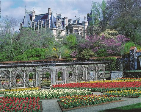 asheville nc biltmore garden traveler
