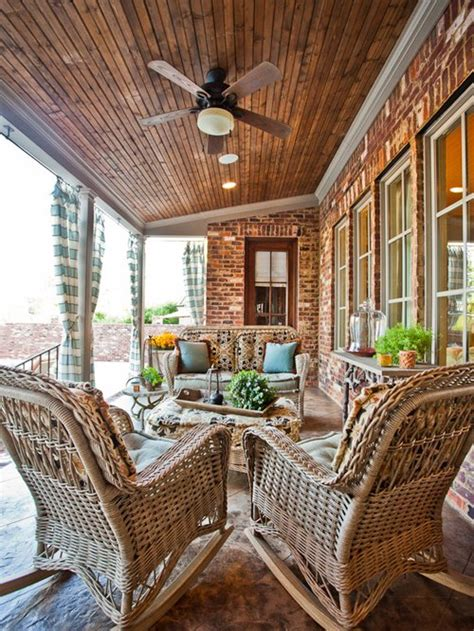 Pictures Of Porch by Best Porch Ceiling Design Ideas Remodel Pictures Houzz