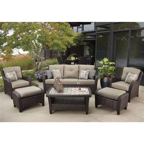 outdoor furniture furniture patio furniture sets costco patio design ideas