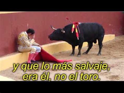 Di No a las corridas de toros! - YouTube