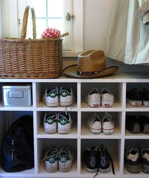 cubby shelf more shoe storage solutions for your home