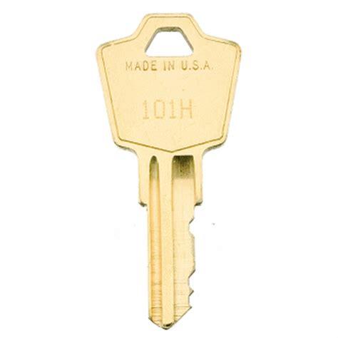 hon file cabinet key blank and locks for esp file cabinets and desks easykeys