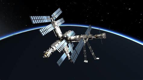 Adam's Stock Mir Space Station