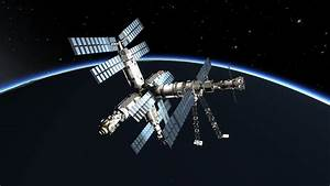 Adam's Stock Mir Space Station - Space Bases and Stations ...