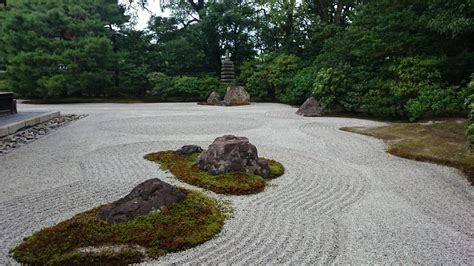 Kyoto Zen Garden Of Kenninji Temple By Daiyoukaisama On