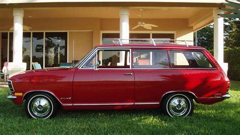 Opel Kadett Wagon by 1968 Opel Kadett L Wagon F83 1 Indy 2016
