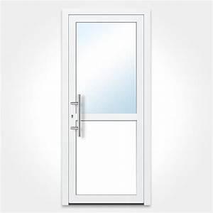 Dimension Porte Standard Exterieur : dimension porte de service menuisieries individuelles ~ Melissatoandfro.com Idées de Décoration