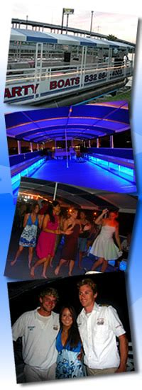 Party Boat Rentals Houston Tx by Clear Lake Boat Party Boat Rentals In Clear Lake Clear
