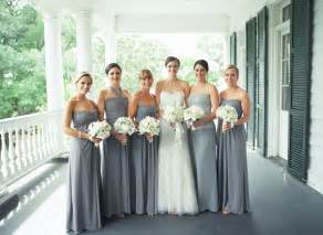 light gray wedding dress it