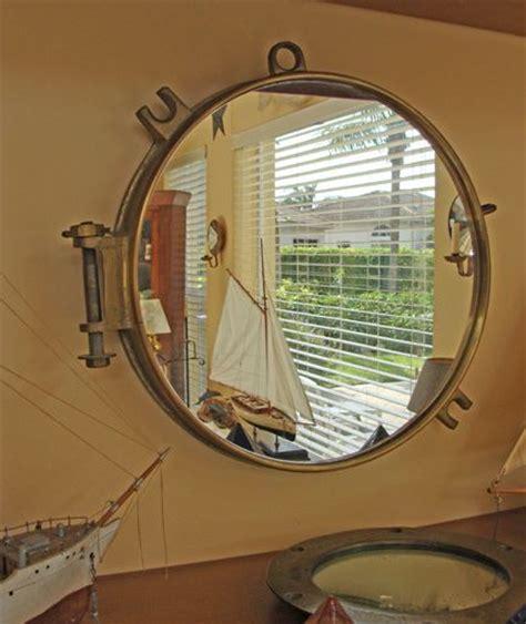 porthole shaped medicine cabinet 1000 ideas about porthole mirror on nautical