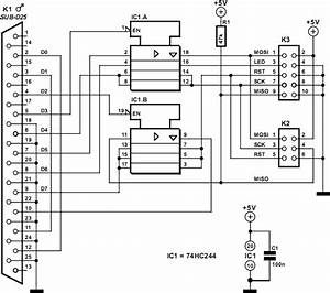 Avr Dongle Circuit Diagram
