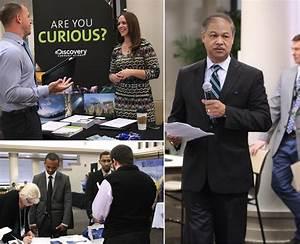 Workforce Development Division Hosts STEM Career Fair