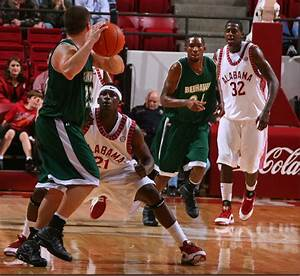 Belhaven Takes on University of Alabama Men's Basketball ...