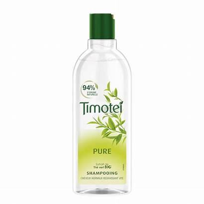 Timotei Pure Shampoo Shampooing 300ml Haar Dof