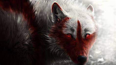 Digital Wolf Wallpaper by Hd Digital Arctic Wolf Hd Wallpapers