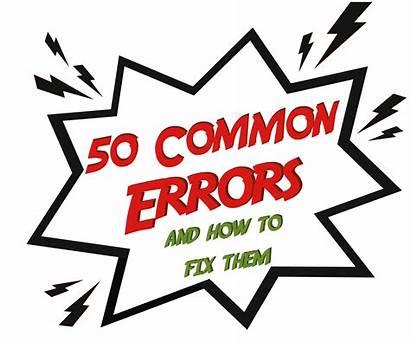 Errors Common Plural Fox Form Grammar Mistakes