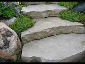 Bachlauf Aus Stein : treppe selber bauen beton treppe selber bauen garten treppe selber bauen youtube ~ Michelbontemps.com Haus und Dekorationen
