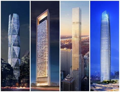 world top architects list the world s 10 tallest new buildings of 2015 archdaily