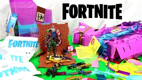 fortnite llama drama loot pinata review jazwares toys