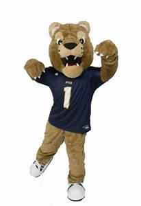 Fiu Mascot Roary The Panther  Fiucollegeofedu