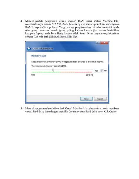 cara menginstall ubuntu 14 04 dengan virtualbox