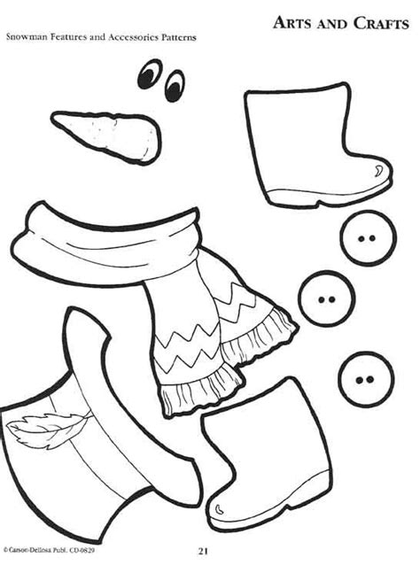 Sneeuwman Kleurplaat Simpel by Best 25 Snowman Coloring Pages Ideas On