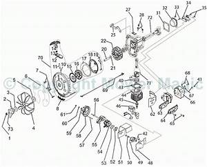 Stihl Bg 86 Blower Parts Diagram