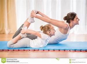 Yoga At Home : yoga at home stock photo image 53900027 ~ Orissabook.com Haus und Dekorationen
