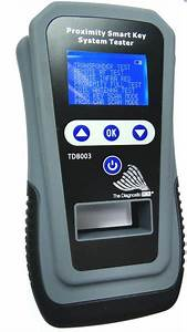 Smart Key System : tdb003 diagnostic box proximity smart key systems prox tester ~ Kayakingforconservation.com Haus und Dekorationen