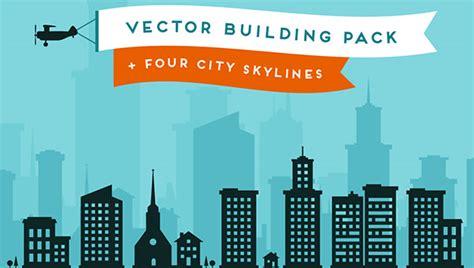 building vectors eps png jpg svg format