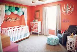 Curtains In The Nursery For Girls Look Back At The Nursery Trends Of 2012