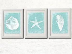 Printable beach decor bathroom instant by nauticaldecor