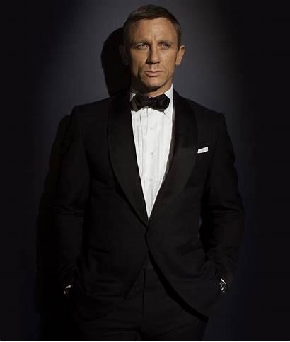 Tuxedo Quantum Solace Bond James Craig Daniel