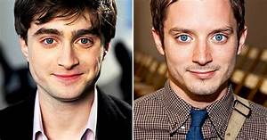 Celeb Look-Alikes! | Elijah wood and Daniel radcliffe