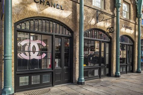 chanel pop  store offers bridal beauty services  london
